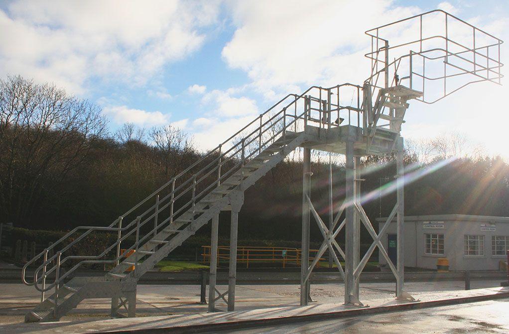 Bespoke Tanker Access system