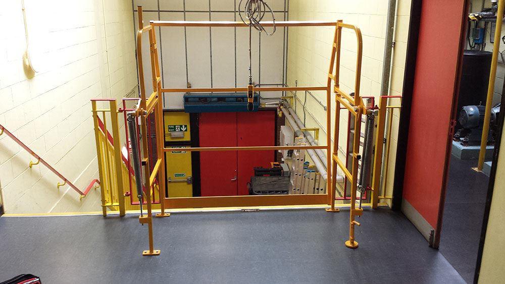 ajax-safe-access-bespoke-pallet-gate