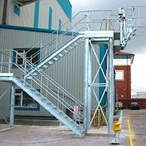 Bespoke Access Stairs