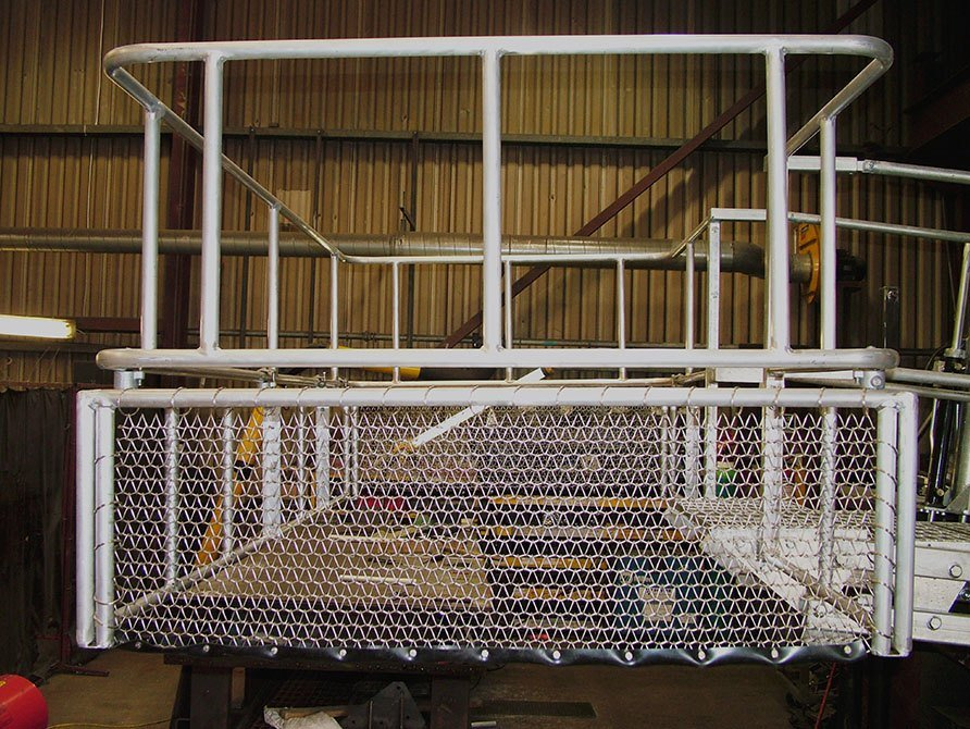 ajax-safe-access-chain-mail-safety-cage-a