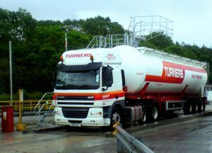 Tanker Fixed Access