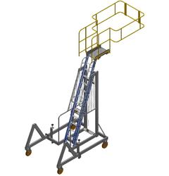 Mobile Step Unit